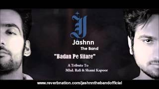 Jashnn- Badan Pe Sitare ( Rock Version )