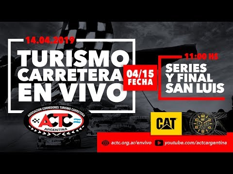 04-2019) San Luis: Domingo Series y Finales