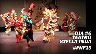 Día 6, 10º Festival Nacional Folklórico Morelia 2013