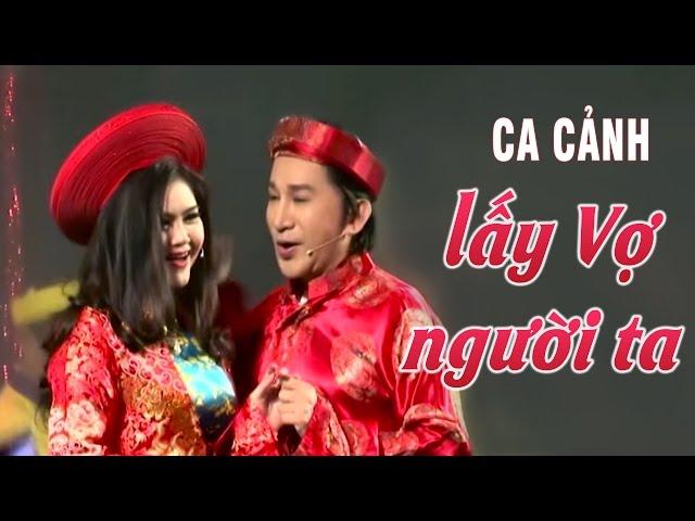 Ca Cảnh Lấy Vợ Người Ta - Kim Tử Long, Trinh Trinh (Live Show Về Lại Cội Nguồn 6 Kim Tử Long)