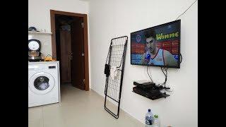 Первая съемная полуторакомнатная квартира новых репатриантов в Эйлате