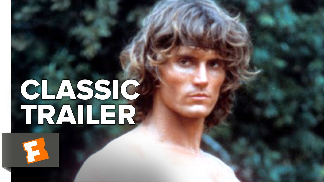 Tarzan The Ape Man 1981 Official Trailer Bo Derek Richard Harris Movie Hd Youtube