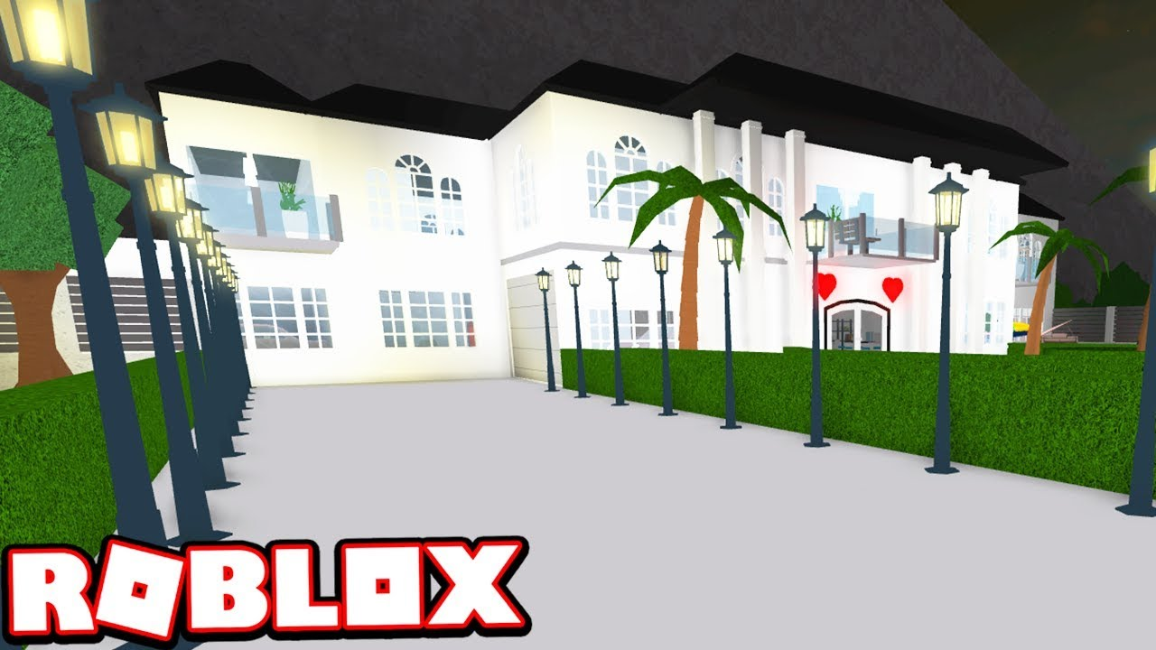 350 000 White House Mansion Tour Subscriber Tours Roblox