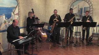 Swingtopia Jazz Octet - Rainbow Rhapsody