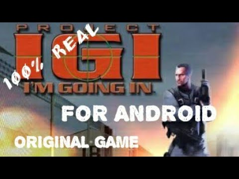 download igi 1 for android