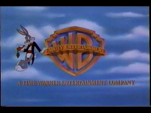 Warner Bros - Family Entertainment (1997) Company Logo (VHS Capture)