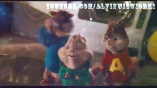 """Walks like Rihanna"" - Chipmunks music video HD"