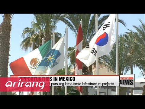 President Park's Mexico trip to focus on business diplomacy