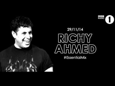 Richy Ahmed – Essential Mix BBC Radio 1 NOV 29 2014
