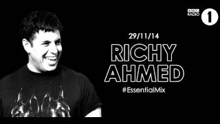 Richy Ahmed – Essential Mix BBC Radio 1 NOV 29 2014