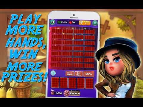 5 Card Draw Poker: Wild West Outlaw Showdown