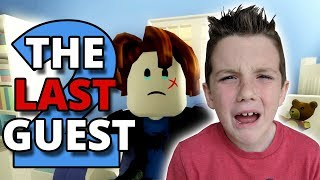 REACTING TO THE LAST GUEST 2 The Prodigy - A Roblox Sad Story von ObliviousHD