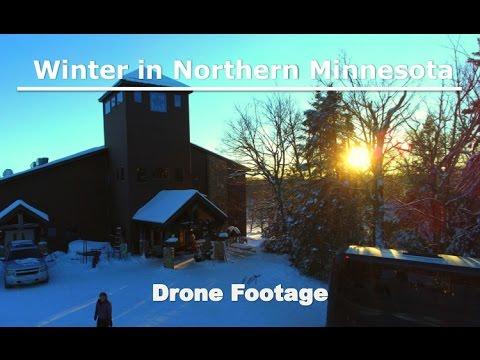 Drone Footage of Northern Minnesota
