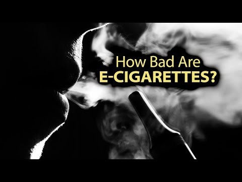 How Bad Are E-cigarettes? - Exploring Ethics