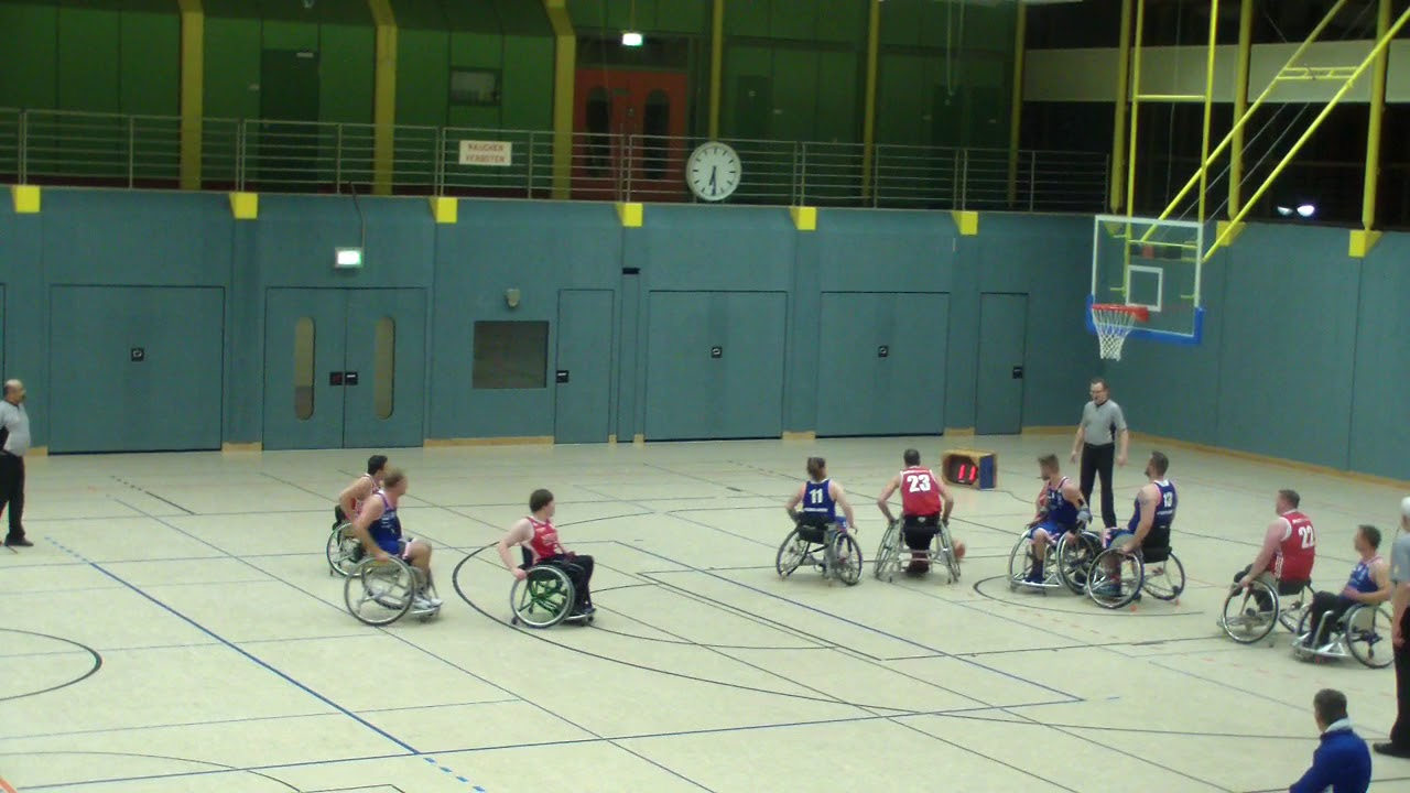 Bbc Warendorf Bg Baskets Hamburg 2 Teil 5 Youtube