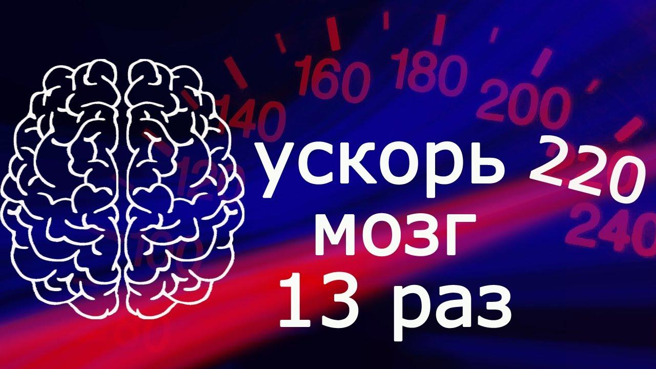 13 идей как ускорить работу мозга - Как улучшить память и развить умственные способности