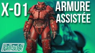 Fallout 4 - Armure Assistée Rare X-01 (Localisation)