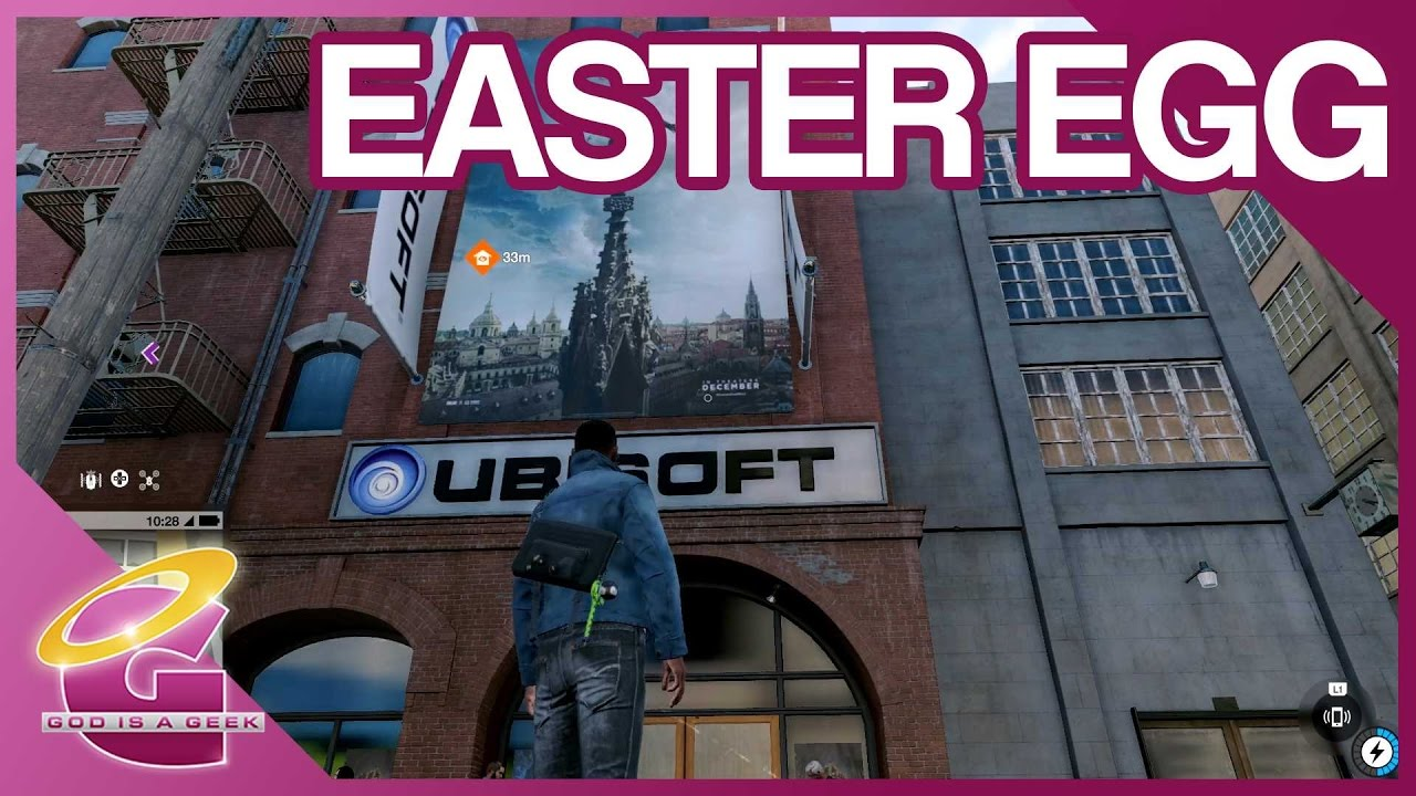 watch dogs 2 easter egg new game revealed in watch dogs 2 minor spoilers youtube - Images Of Easter Eggs 2