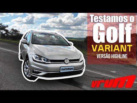 GOLF VARIANT: O CARRO QUE TODO SUV GOSTARIA DE SER / Vrum Brasília