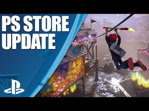 PlayStation Store Highlights - 9th October 2019