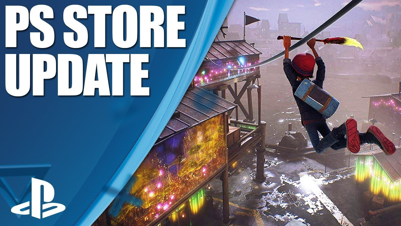 Aspectos destacados de PlayStation Store - 9 de octubre de 2019 + vídeo