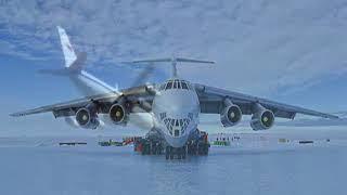 Inilah penampakan,,,Pesawat Kiamat Rusia, bikin dunia tercengang, Pesawat Ilyushin I