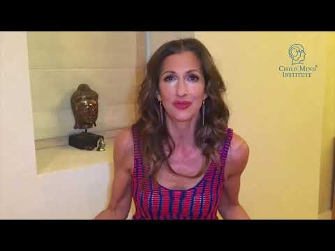 Alysia Reiner talks to her younger self about depression, anxiety, & an eating disorder.