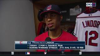 Francisco Lindor proud of Urshela & Perez, says Cleveland Indians are a family
