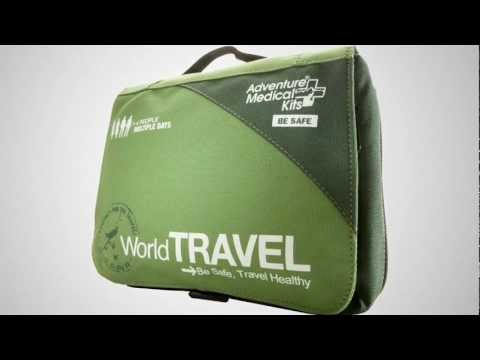 World Travel Kit by Adventure Medical Kits