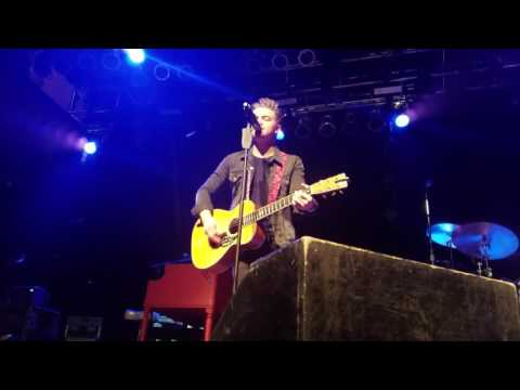 Hunter Hayes Acoustic Meadly 4/21/17 Older Songs House Of Blues Cleveland, OH