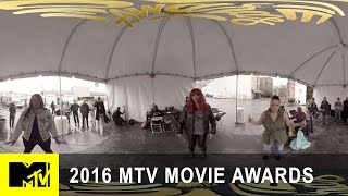 "VR 360: Salt-N-Pepa Acappella ""Shoop"" 