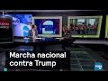 Causa en Común convoca a marcha nacional contra Donald Trump - Agenda Pública