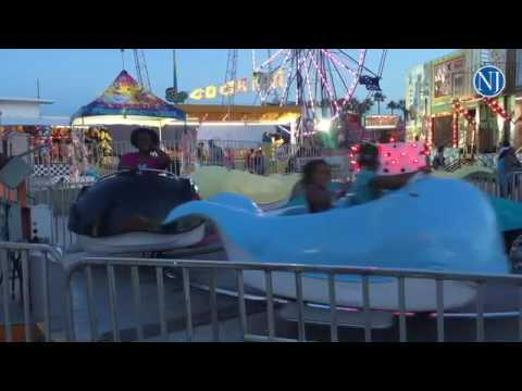 VIDEO: New Daytona Boardwalk rides a hit with locals, tourists