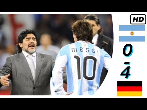 Resumen de Alemania 2 Argentina2 from YouTube · Duration:  10 minutes 13 seconds
