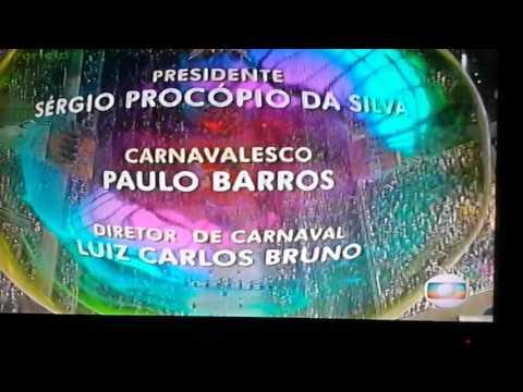Carnaval GloBeleza Rede Globo João Pessoa Parte 1