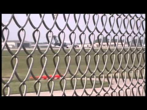 Planespotting at Dayton International Airport (KDAY)-July 10, 2013 (Part 1)