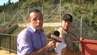 700 familias se benefician del nuevo acueducto del 13 de Noviembre [Noticias] - TeleMedellin