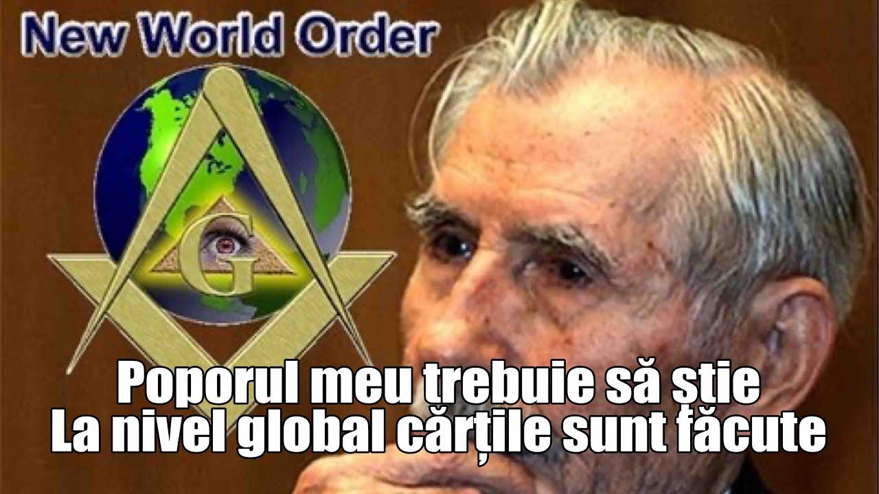 """Poporul Meu Trebuie Sa Afle!  La Nivel Global """"Cartile Sunt Facute"""""""