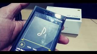 Onkyo Granbeat Hi-Res music player & smartphone Review (Hi-Fi Audio India)
