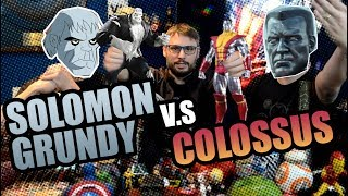 SOLOMON GRUNDY VS COLOSSUS | FUSI KOMBATS