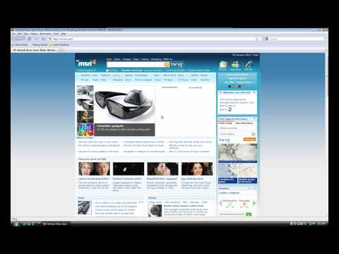 How To Change Your Browser Homepage