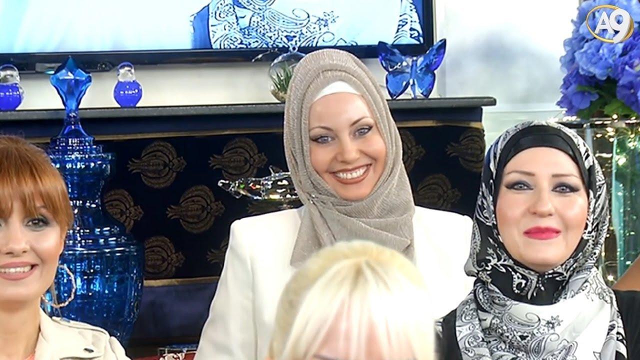 Adnan Oktar'ın 30 yıllık bayan talebeleri canlı yayında ...
