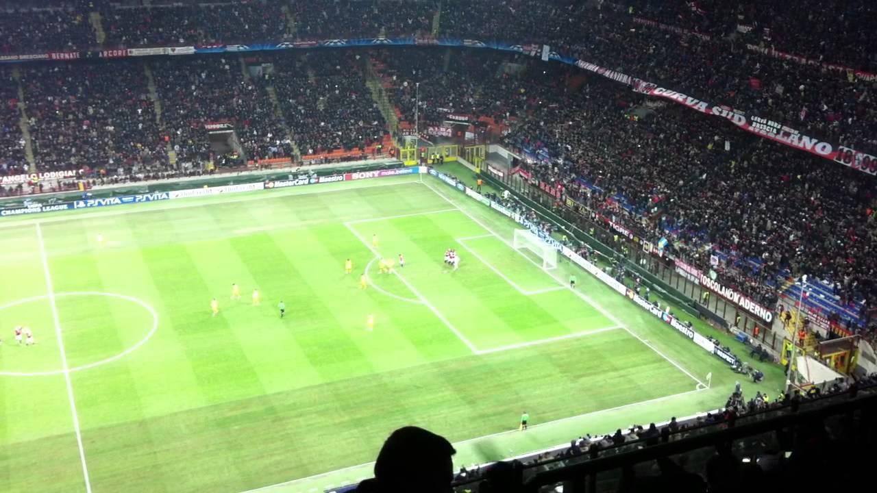 terzo anello stadio san siro milan - photo#45