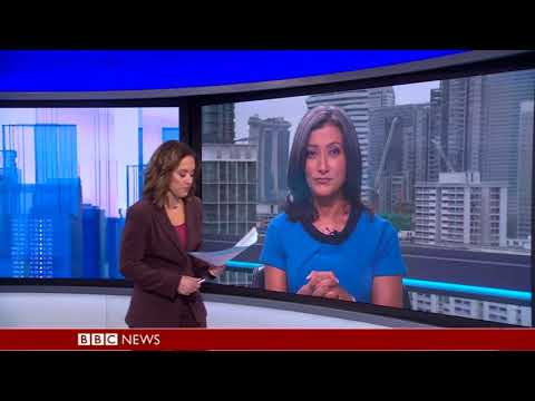 Sally Bundock and Sharanjit Leyl BBC World Business Report September 6th 2017
