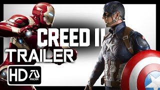 Captain America: CIVIL WAR (Creed 2 Style)