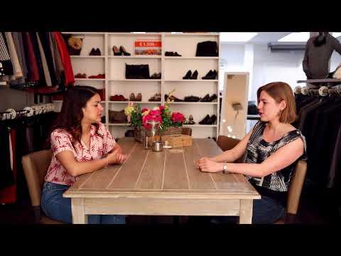 Interview Marie Claire Dress for Success Leiden