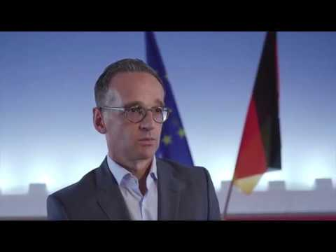The Crisis Response Centre of the Federal Foreign Office in 90 seconds