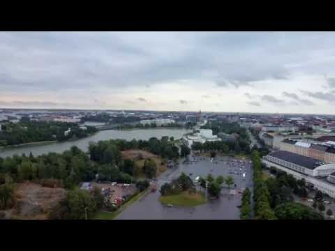 Helsinky - capital and largest city of Finland
