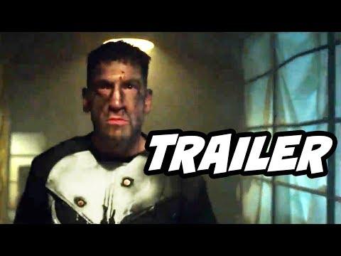 Download Youtube: Defenders Punisher Teaser Trailer Breakdown - Comic Con 2017