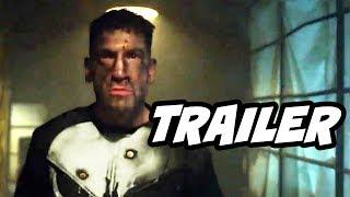 Defenders Punisher Teaser Trailer Breakdown - Comic Con 2017
